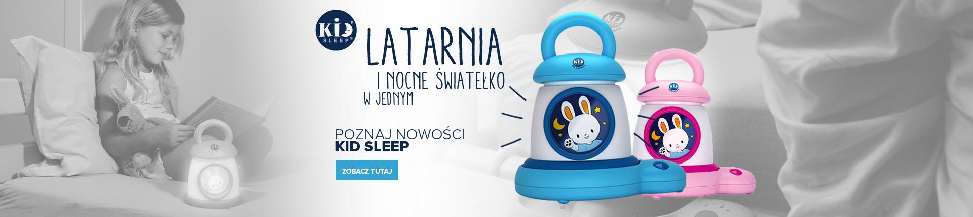 Kid Sleep My Lantern - latarnia i nocne światełko